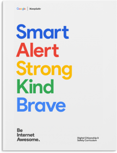 Be Internet Awesome Googles New Program Teaching Kids To Be Safe